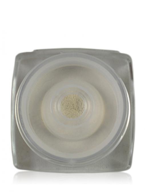 Тени рассыпчатые перламутровые белые PP01